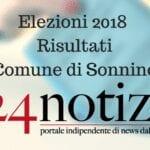 Elezioni a Sonnino: bis di De Angelis
