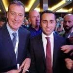 Confcommercio Lazio Sud, il presidente Acampora incontra i vicepremier Di Maio e Salvini