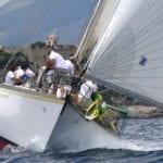 Grandi vele a Gaeta, lo spettacolo visto dal mare