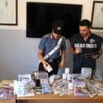 """Blitz del Nas: sequestrate 6mila """"pillole blu"""" nel mercato illegale"""