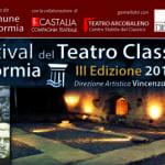 """Formia, al via la III Edizione del """"Festival del Teatro Classico"""""""
