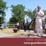 La Guardia Costiera commemora il 75esimo anniversario dell'affondamento del Piroscafo Santa Lucia