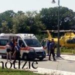 Colpo di fiocina in volto: grave incidente a Sperlonga