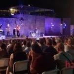 Grande jazz all'arena Caposele: gli Yellowjackets incantano il pubblico formiano (#VIDEO E #FOTO)