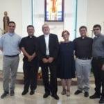 Ecco i nuovi assistenti per l'Azione Cattolica della diocesi di Gaeta