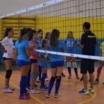 Open Day e festa di fine anno, la Volley Terracina va in vacanza