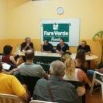 Il Presidente nazionale di 'Fare Verde' in visita a Fondi e nel basso Lazio