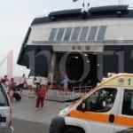 Ictus sulla nave, corsa contro il tempo tra Ponza e Formia