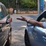 Lite tra automobilisti, 43enne spedito in ospedale: aggressore denunciato