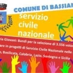 Comune di Bassiano: 20 posti per i nuovi progetti di Servizio Civile