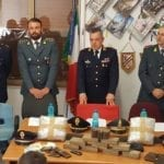 Dieci chili di droga in garage: un arresto a Terracina