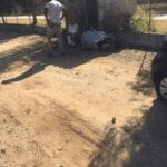 Sabotaggio nei confronti del centro migranti al Circeo