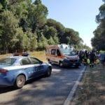 Terribile schianto sulla Migliara 53: tre auto coinvolte e cinque feriti
