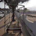 Controlli in spiaggia al Circeo, multe per i venditori abusivi