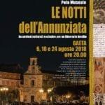 """Gaeta, al via domani """"Le notti dell'Annunziata"""""""