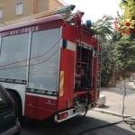Fiamme in cucina a Terracina: il rogo domato dai vigili del fuoco