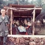Cerimonia per Vincent Capodanno, cappellano militare  morto in Vietnam