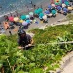 Ventotene, turista perde oggetti di valore: arrivano i Vigili del Fuoco
