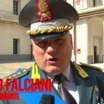 Cambio al vertice della Scuola Nautica della Guardia di Finanza di Gaeta #VIDEO #INTERVISTE