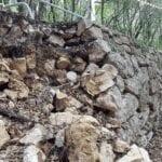 Cedimenti stradali e bruchi, situazione critica sul promontorio
