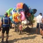 Abusivismo commerciale in spiaggia: raffica di sequestri, smantellata una tendopoli