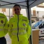 """Nuova divisa e tanti appuntamenti in arrivo per i volontari della  """" Protezione Civile Città di Fondi """""""