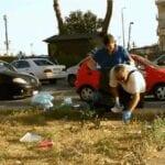 Gaeta, giornata ecologica dei 5 Stelle in via del Piano