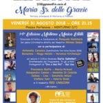 """""""La Vita in diretta"""" alla 14ma Edizione di Minturno Musica Estate"""