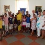 La città di Formia saluta i bambini Saharawi
