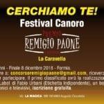 """Formia, al via la seconda edizione del Festival canoro """"Remigio Paone"""""""