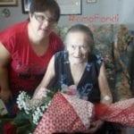 VIDEO – Elpidia, 106 anni e non sentirli: una chiacchierata con la nonna di Fondi