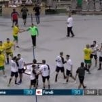 Pallamano: alla prima di A1 Fondi pareggia, Gaeta sconfitto #VIDEO