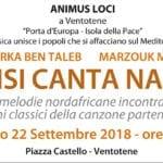 """Sull'isola di Ventotene sabato 22 il concerto """"Tunisi canta Napoli"""""""