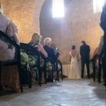 L'amore vichingo approda al castello di Itri