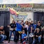 Roby Tour 2018 ha colorato Formia e ora in moto verso l'Europa