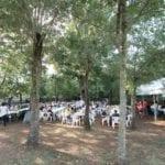 Fondi, il Drappo dell'Assunta al pranzo post evento