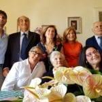 Formia festeggia i cent'anni della signora Marciano