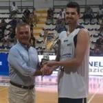 Benacquista terza classificata al Torneo Lido delle Rose