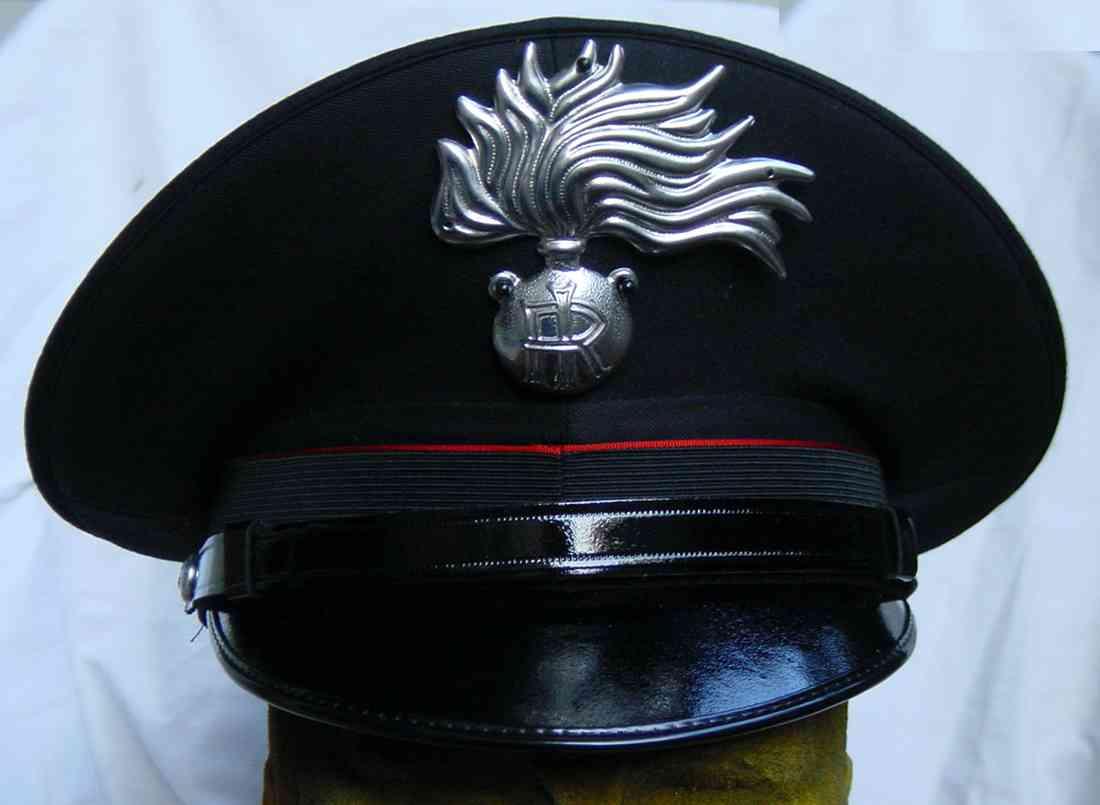 berretto-Carabinieri