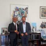 Fondi, incontro tra il sindaco e il presidente di Acqualatina: il punto della situazione sul servizio idrico integrato