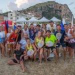 Lo spettacolo degli internazionali di Beach Tennis a Terracina