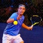 """Tennis, un pezzo di Latina agli US Open: Zeppieri arriva ai quarti """"junior"""""""