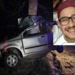 Incidente mortale sull'Appia: Gianluca tornava dal lavoro