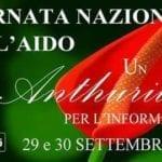 La giornata nazionale dell'AIDO a favore della donazione e trapianto di organi