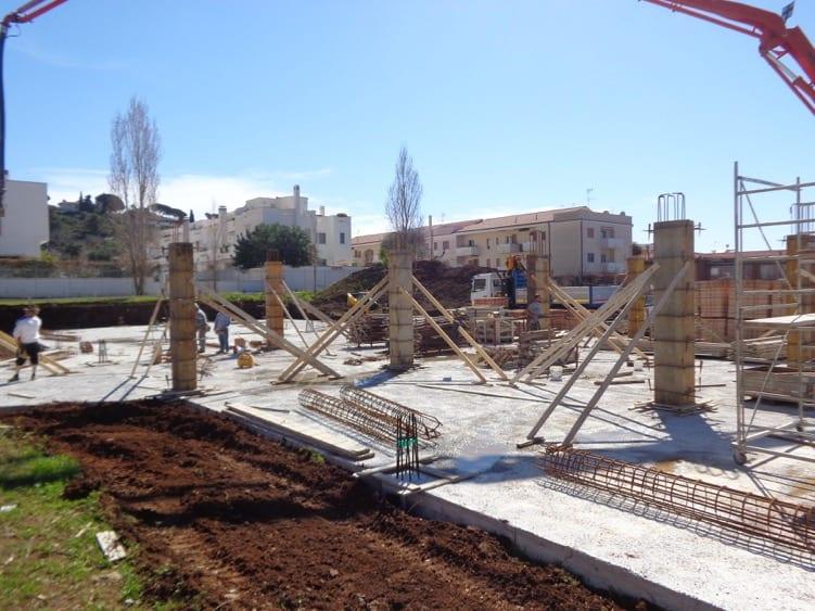 lavori scuola Aspri Sperlonga inchiesta Tiberio 2
