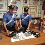 Con oltre 400 grammi di papavero da oppio, 35enne arrestato