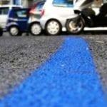 A Fondi sospeso il pagamento dei parcheggi su strisce blu