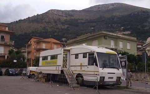 poste ufficio mobile Itri