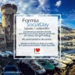 Successo per il primo Social Day di Formia
