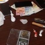 Spacciava cocaina dai domiciliari, 40enne arrestato dai carabinieri